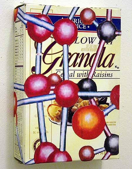 Granola Box