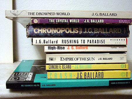 jg ballard library