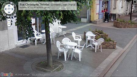 patio google
