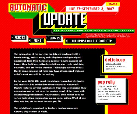 automatic update