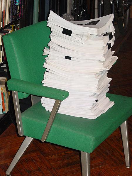 Digital Media Tree Blog- Printed