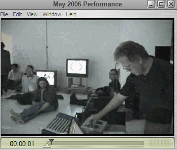 2006 Performance Screenshot