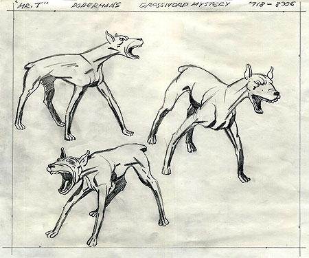 kirby dogs