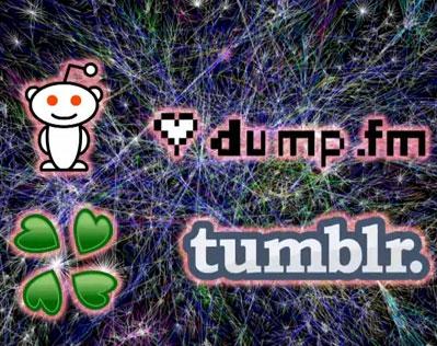 dump+logos