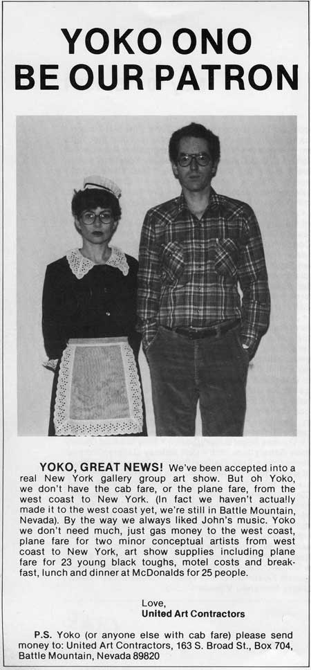United Art Contractors - Yoko