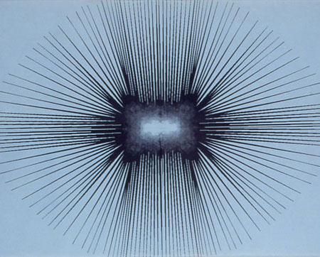 starburst (blue)
