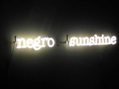 negro sunshine