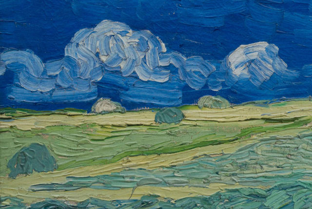 VanGogh-Relievo-detail