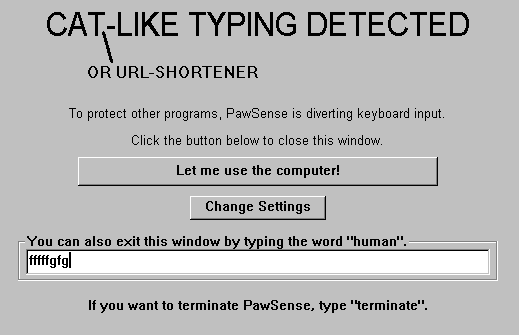 URL-shortener-like-typing-detected