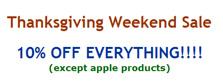 except Apple