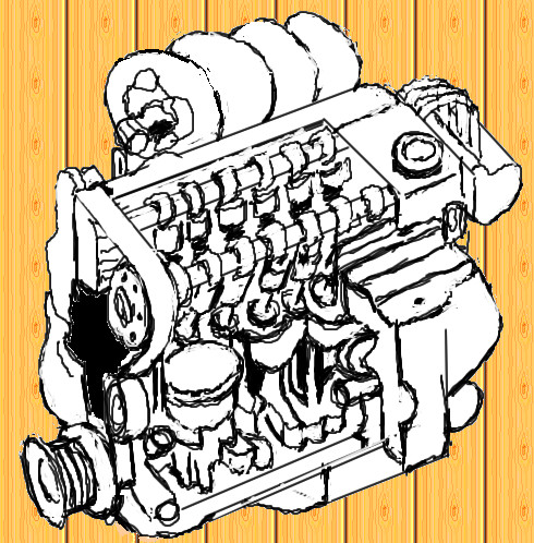 sketch_m1_engine_pine