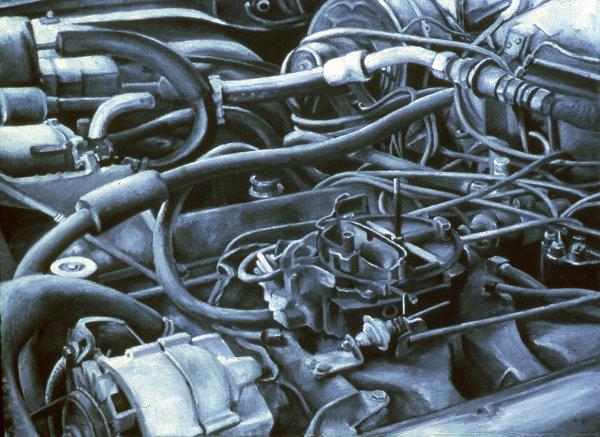 1967 Oldsmobile Luxury Sedan