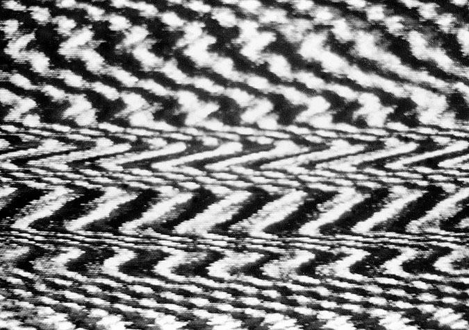 tv static single image